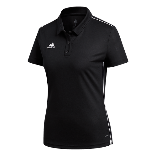 "ADIDAS POLO POLYESTER ""CORE"" FEMME"