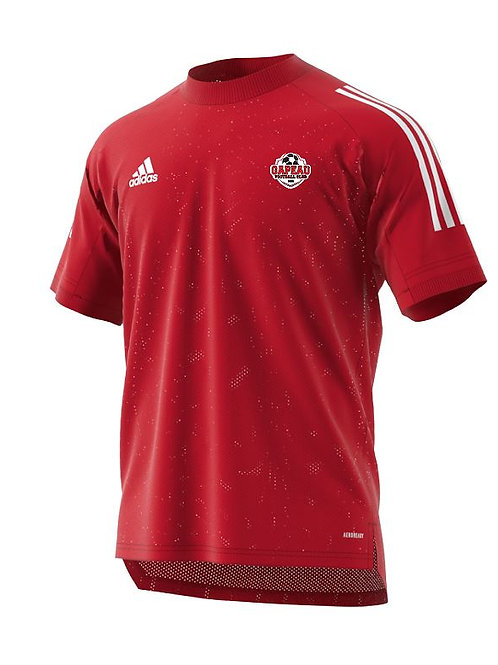 "BOUTIQUE GAPEAU FC T SHIRT POLYESTER ""CONDIVO"" ADIDAS"