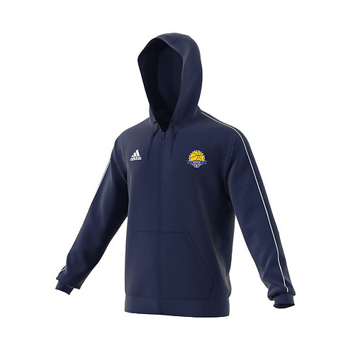 BOUTIQUE ESCAL BASKET Veste capuche ADIDAS
