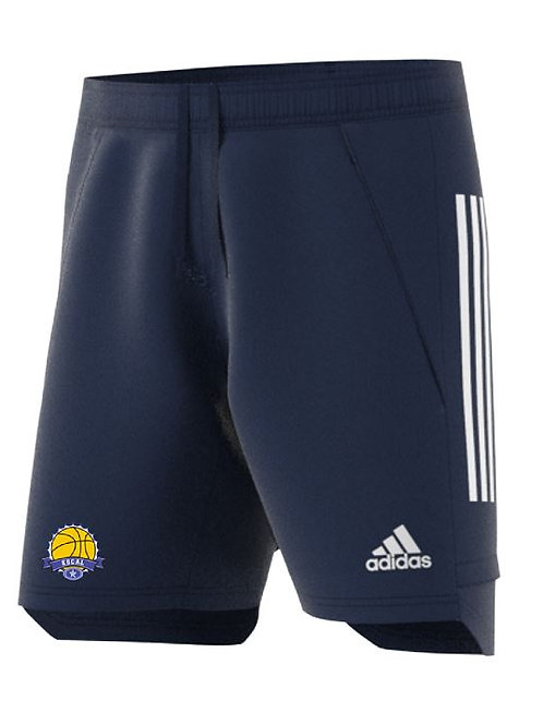 "BOUTIQUE ESCAL BASKET SHORT DE SORTIE TRAINING ""CONDIVO"" ADIDAS"