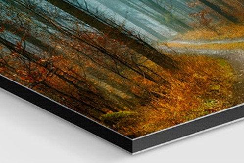 PANNEAU Aluminium DIBON 3mm impression numérique comprise