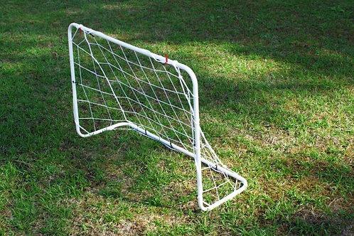 MINI BUT DE FOOTBALL PLIABLE ACIER 1,2 x 0,8 m