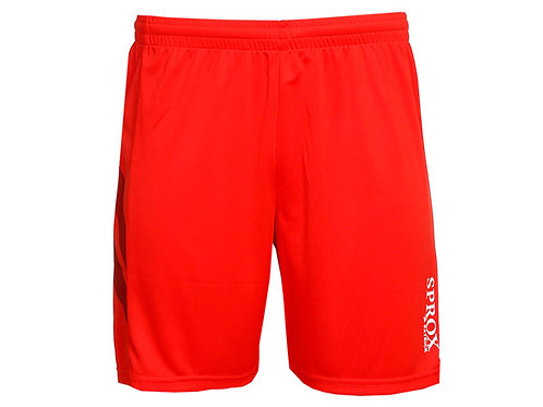"PATRICK SHORT ""SPROX201"" ROUGE"