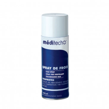 SPRAY DE FROID 400 ML Mentholé