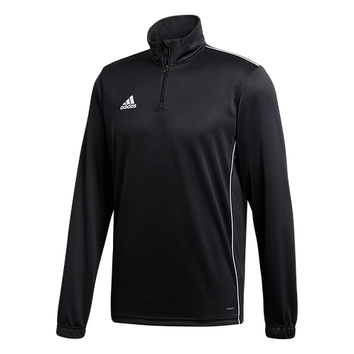 "ADIDAS SWEAT DEMI ZIP ""CORE 18"" ADULTE"