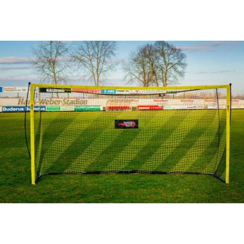 """BUT DE FOOTBALL """"QUICKFIRE"""" 3,6 m x 1,80 m"""