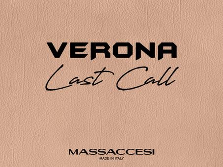 Verona Last Call!