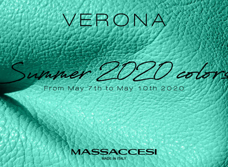 New Verona Colors (Limited Production - Summer 2020 Collection)
