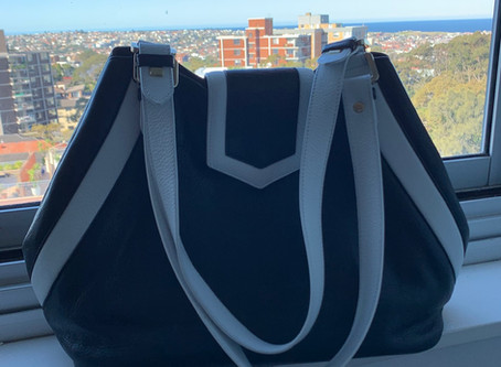"Review:  The Victoria Bag,  my ""Australia"" bag."