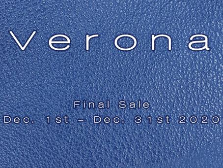 Verona: last available skins!