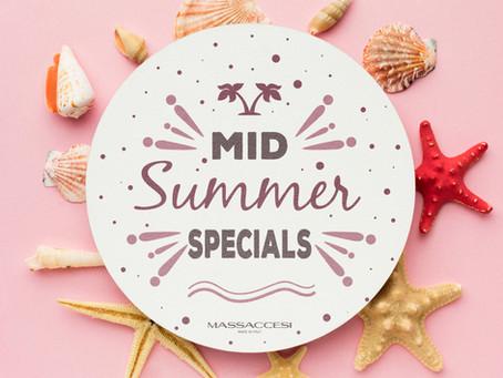 3 Mid Summer Specials (July 13th - 14th, 2021)