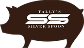 Tally's Silver Spoon Logo