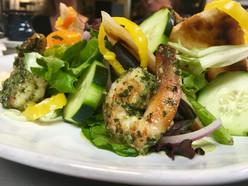 Shrimp Pesto Salad