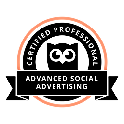 Hootsuite Certified Professional in Social Advertising