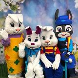 4 bunnys easter event.JPG