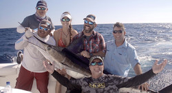 JP Guatemala Striped Marlin
