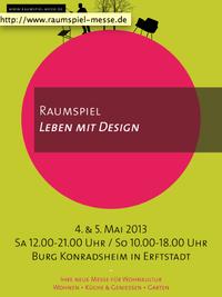 Ausstellung Raumspiel 2013