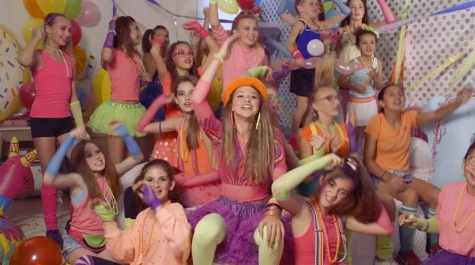 Stella's Music Video