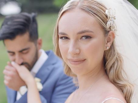 Alexandra + Ilan's Wedding | The Manor Event Venue, King