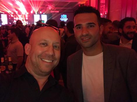 Darren and Nazem