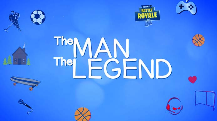 The Man The Legend Tribute Video