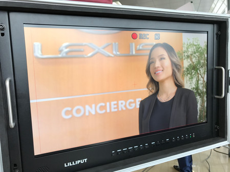 Lexus Commercial Host