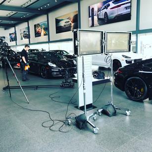 Behind the Scenes at Porsche