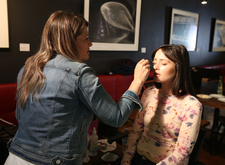Why you need a Makeup Artist on Set