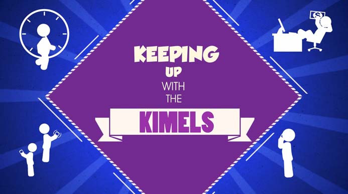 Keeping up with the Kimels