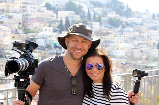 Darren & Naomi