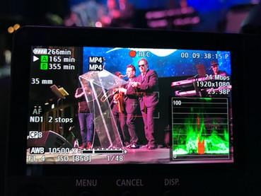 Dan Aykroyd at Parachute Gala
