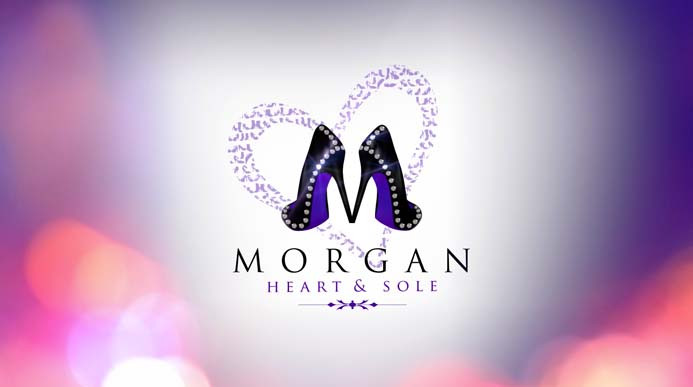 Morgan's Bat Mitzvah 3D Logo Program