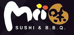 Mii Sushi & BBQ Logo