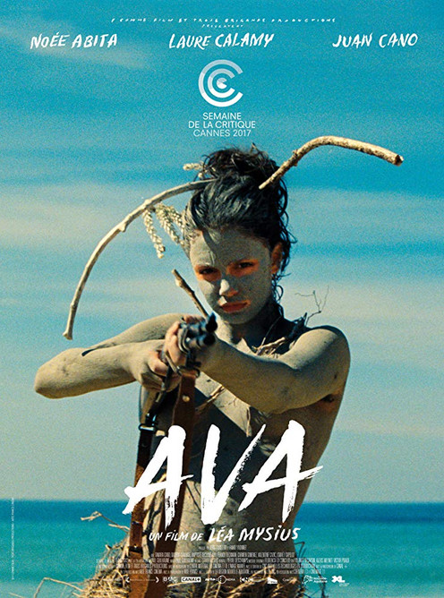 Ava Movie Poster French Film 2017