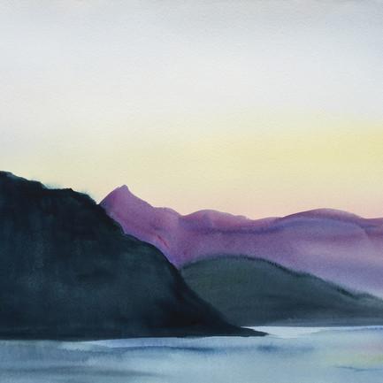 Amalfi Daybreak