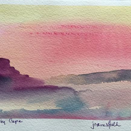 Misty Cape