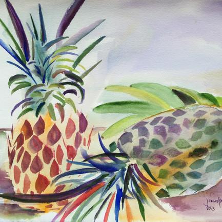 Pineapple Duet