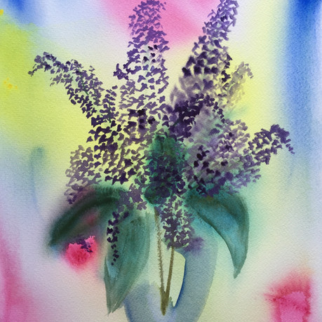 Lilac Sweetheart