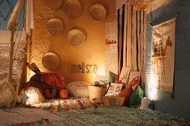 Fábula _ Marrocos