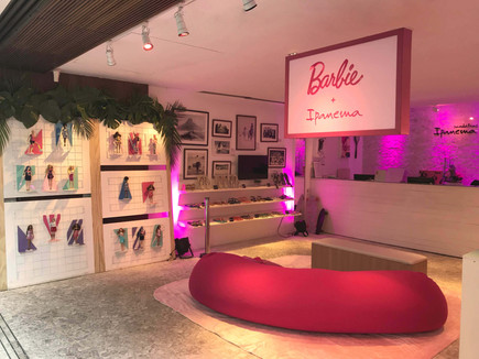 Casa Ipanema + Barbie