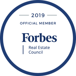 Forbes Badge for Rodolfo Delgado