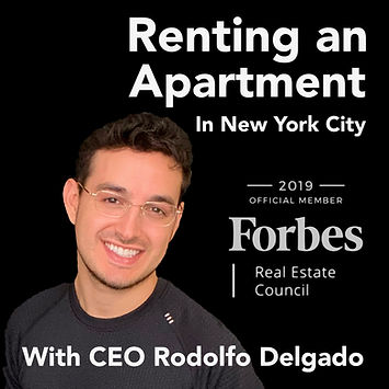 Renting an Apartment in New York by Rodolfo Delgado podcast
