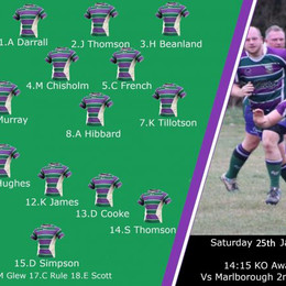 1st XV v Marlborough