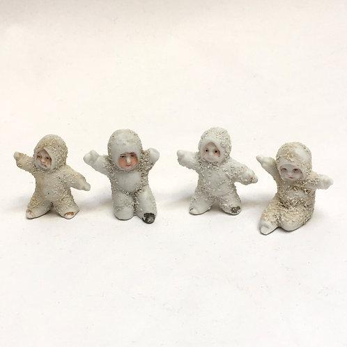 Snow Babies- Cake Decorations