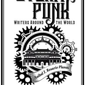 Steampunk Writers: Aníbal J. Rosario Planas