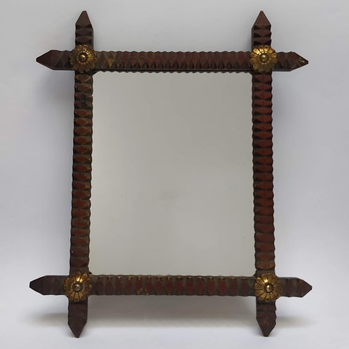 Oxford Framed Mirror
