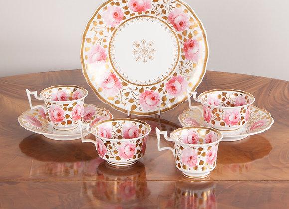 Early 19th Century Tea Ware