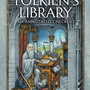 Tolkien's Library is Now in Pre-Order!