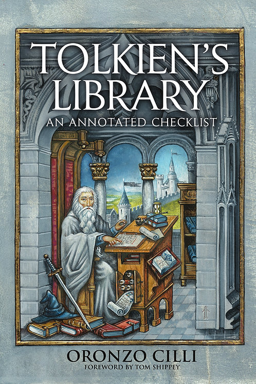 PB Tolkien's Library - An Annotated Checklist