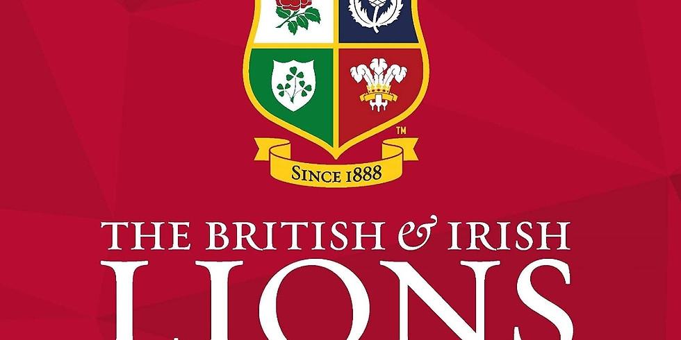 Lions vs Japan +